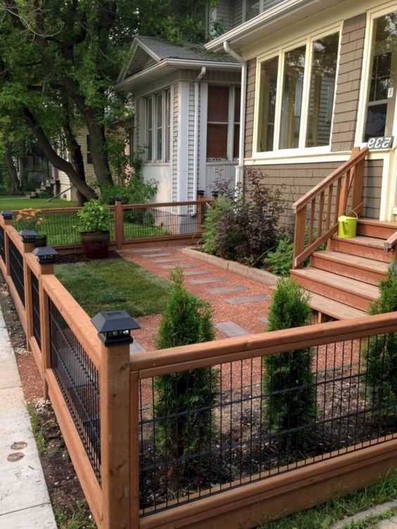 Include a Fence - A Practical Solution