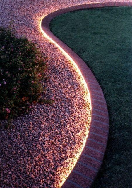 Illuminate Your Garden - Channel a Relaxing Ambience