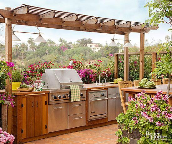 An Idyllic Space - To Cook and Bake In