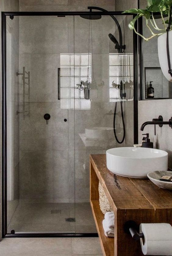 Opting for a Shower - Instead of a Tub