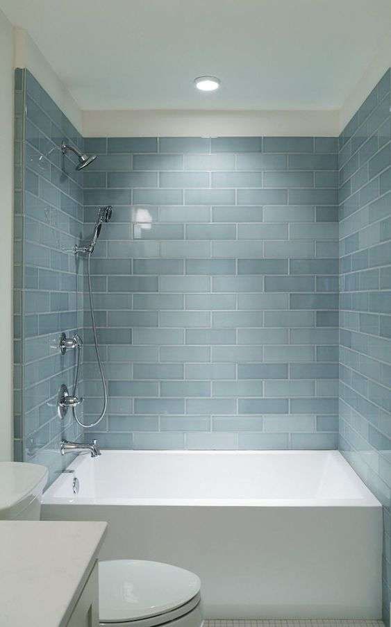 Fitting in the Tub - Wall to Wall