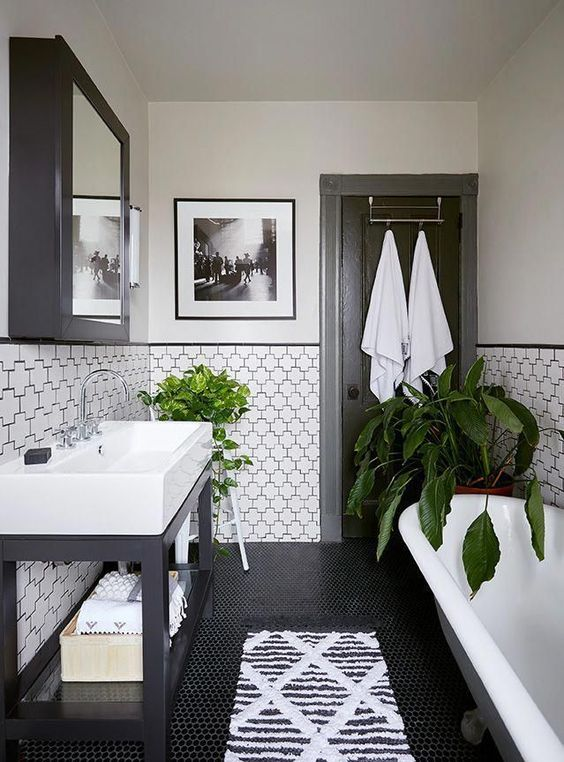 Bring Nature into Your Home – Very Small Bathroom Ideas