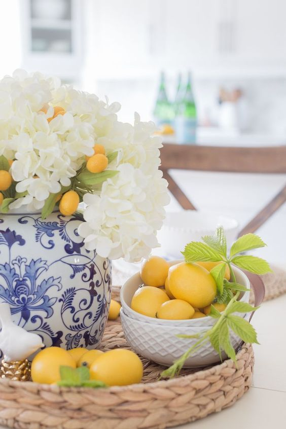 An Array of Lemons - Natural and Bubbly