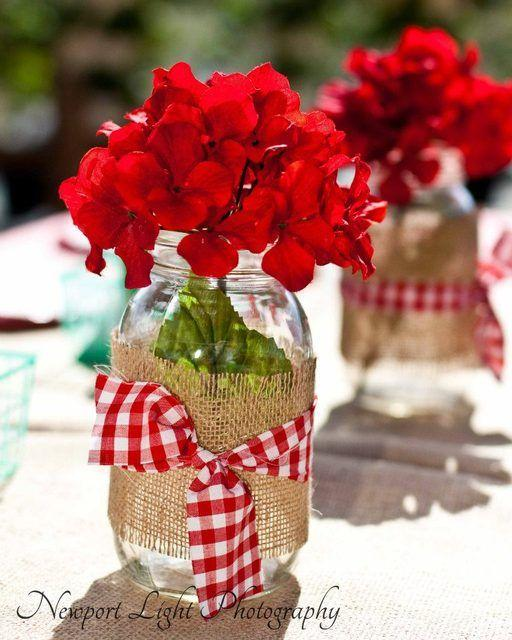 Simple and Cute - Adorable Summer Table Decorations