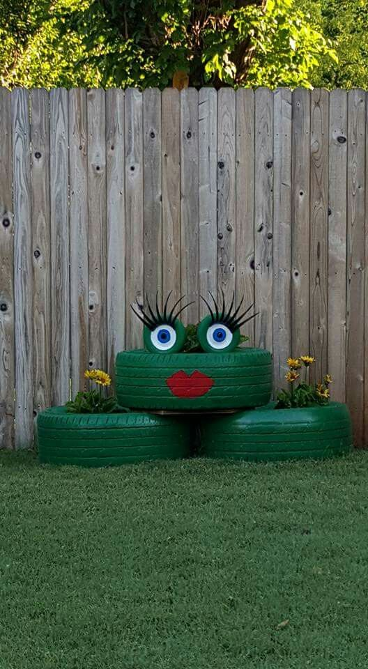 Recycle Old Car Tires – Cheap and Fabulous