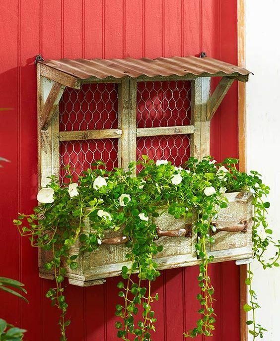 Farmhouse Feels - Awesome Wall Planters