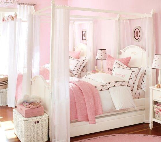 An Array of Pink – Girls Bedroom Decor Ideas