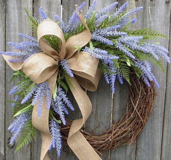 A Rustic Essence - Incorporating Lavender