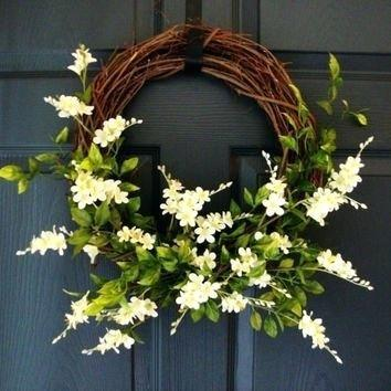Natural and Elegant - Adding White Flowers