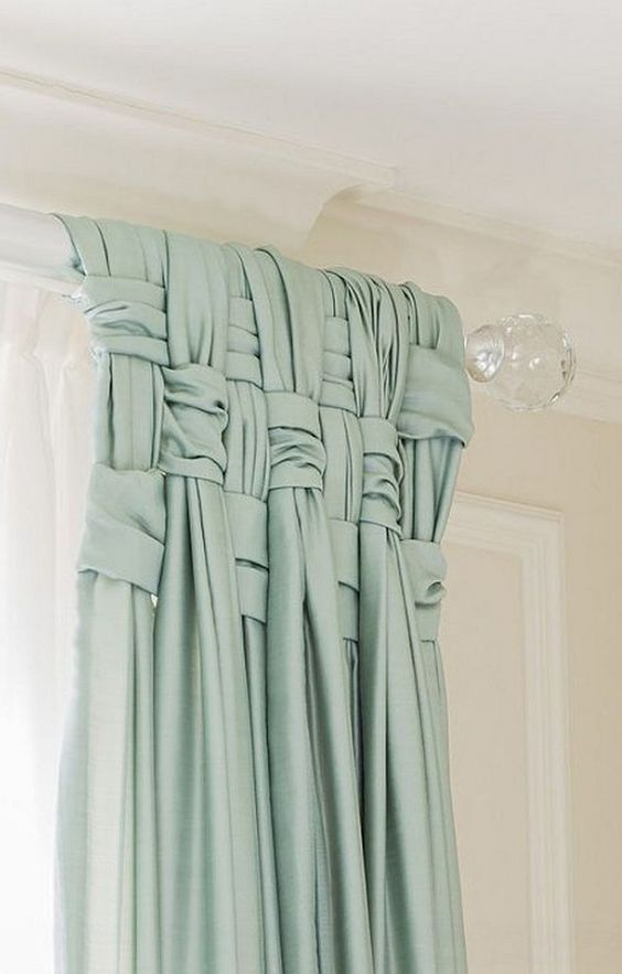 Weaving Your Curtains - Bedroom Window Curtains