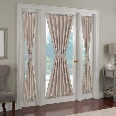 Cover Your Door - Bedroom Curtain Ideas