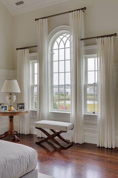 A Design for Three Windows – Simple and Easy