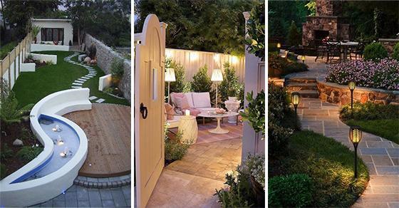 25 BACKYARD LANDSCAPING IDEAS – Inspiration for Backyard Designs