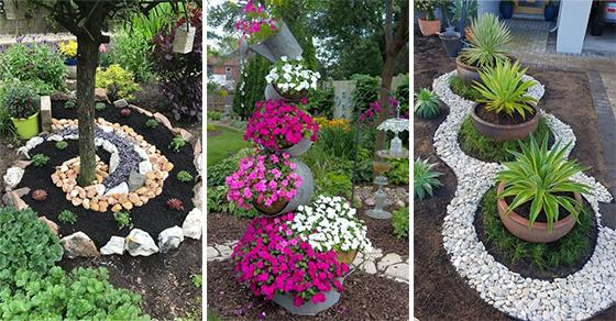 25 SIMPLE FLOWER BED IDEAS – Garden Bed Ideas