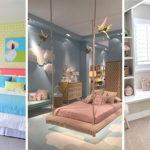 30 GIRLS BEDROOM DECOR IDEAS – Teenage Girl Bedroom Ideas for Small Rooms