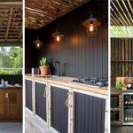 25 OUTDOOR KITCHEN CABINETS – Outdoor Kitchen Cabinet Ideas