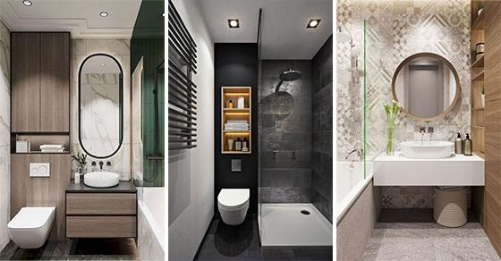 25 SMALL BATHROOM DESIGN IDEAS – Very Small Bathroom Ideas
