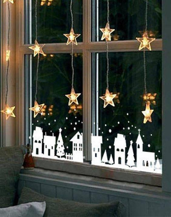 Glass Stickers – Creating Ornaments for Your Windows