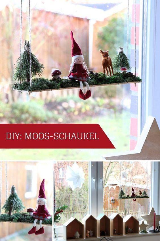 An Adorable Scene - A Miniature Woodland Environment
