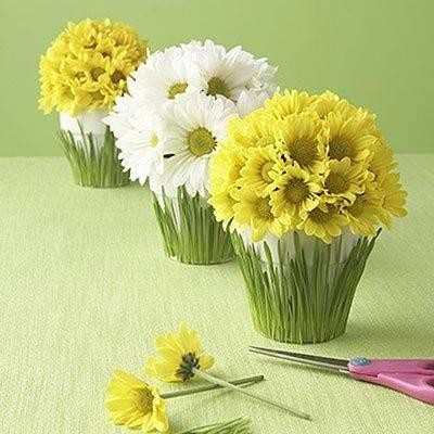 Create Your Own Vase - An Earthy Touch
