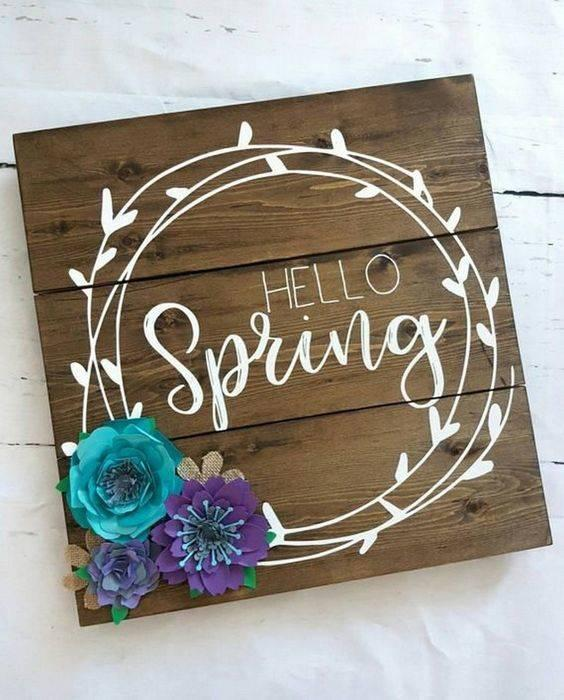 Say Hello to the Season - Welcoming Spring
