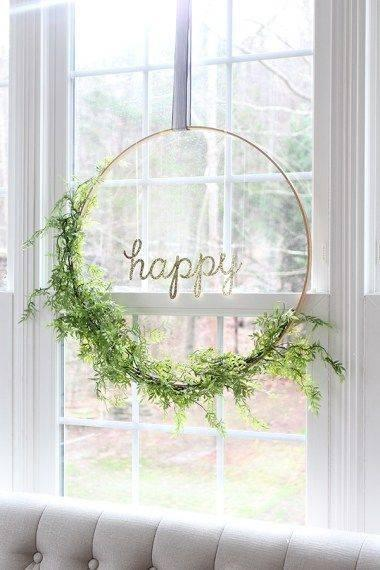 Modern and Simplistic - Spring Decorations for Your Home
