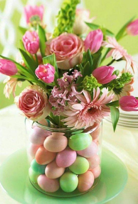 Eggs for Easter - Funky and Fun Ideas