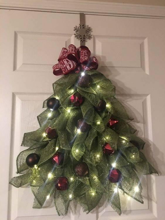 A Miniature Christmas Tree - Cute for Christmas