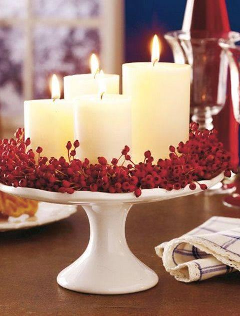 An Advent Wreath - Perfect for the Holidays