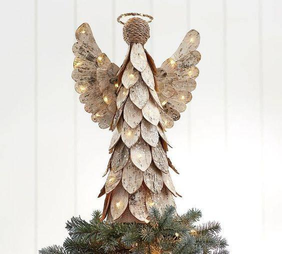 A Gorgeous Angel - Best Ideas for Christmas