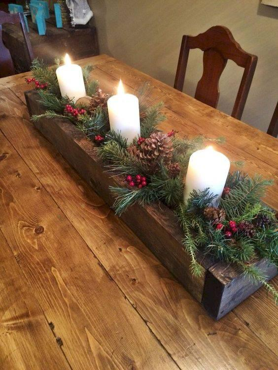 A Tray of Candles – Lovely and Simplistic