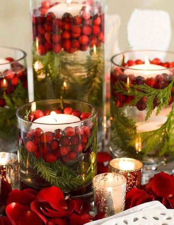 Floating Candles – Beautiful and Refined Ideas