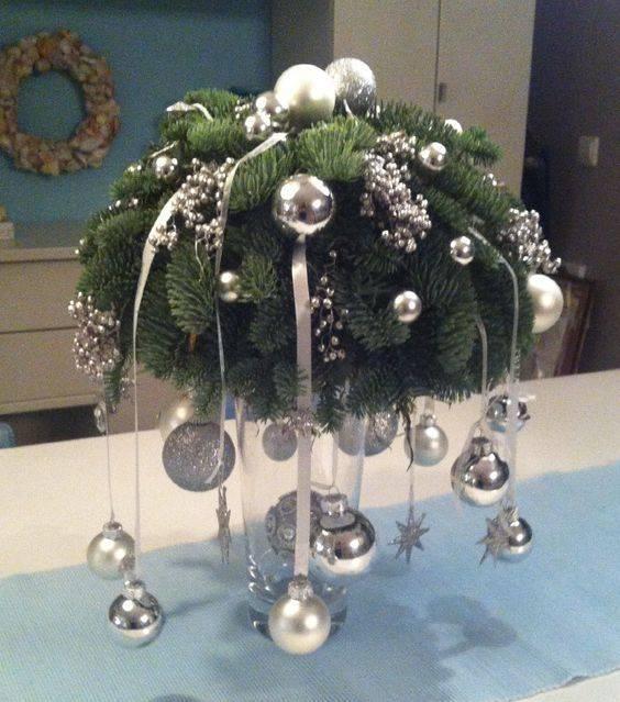 Create a Miniature Christmas Tree – Cute and Chic