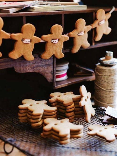 Delicious Gingerbread - A Treat for the Eyes