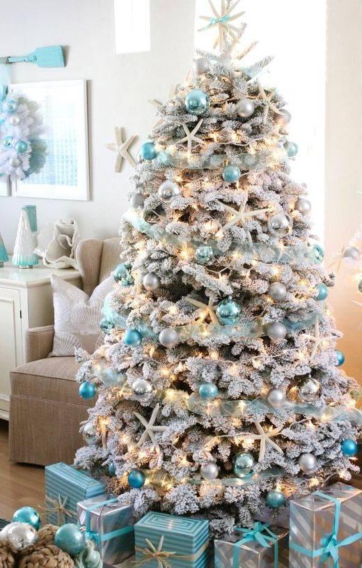 The Essence of the Seaside – Best Christmas Tree Decorations