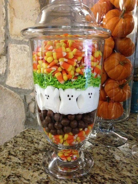 A Jar of Candy - Trick or Treat