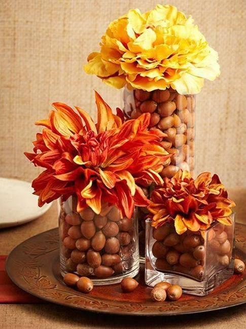 Amazing with Acorns - Cute and Easy