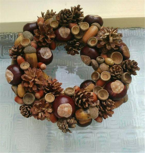 Rustic and Whimsical – Fall Wreath Ideas