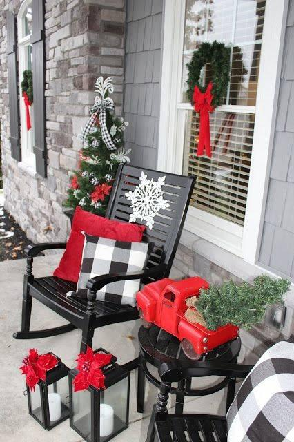 A Very Merry Environment - Outdoor Christmas Decoration Ideas