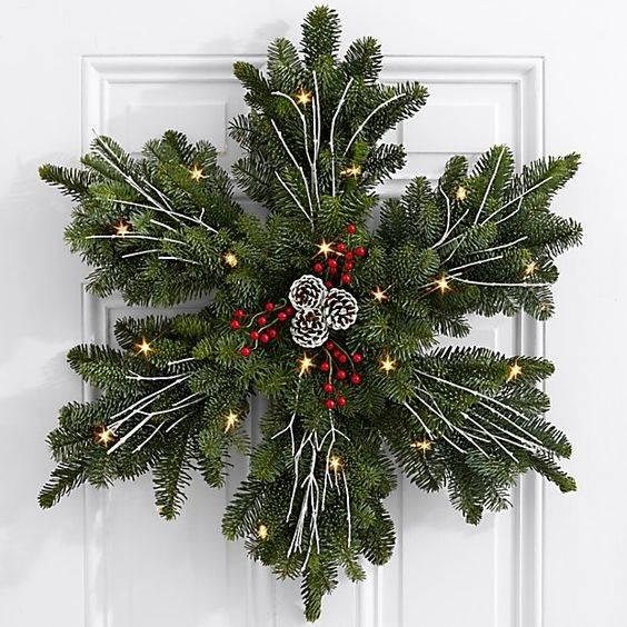 A Fir Tree Star - Gorgeous and Creative
