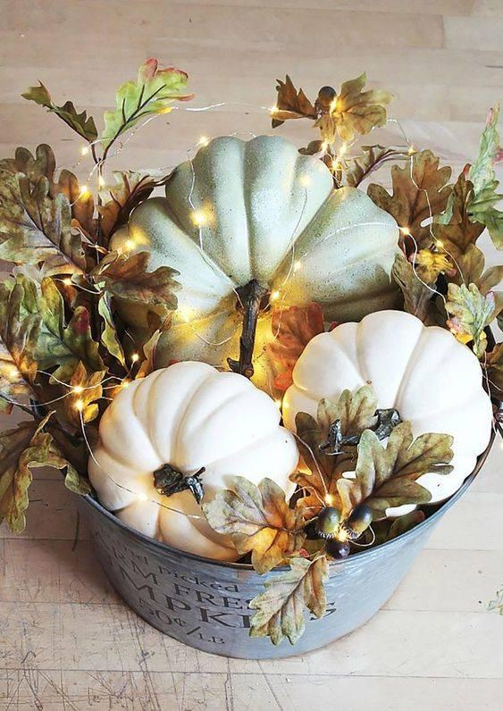 Light Up Your Pumpkins – Natural and Whimsical