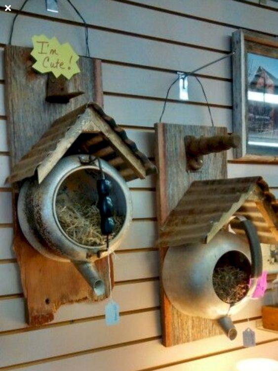 Birdhouses and Feeders – A Kind Idea