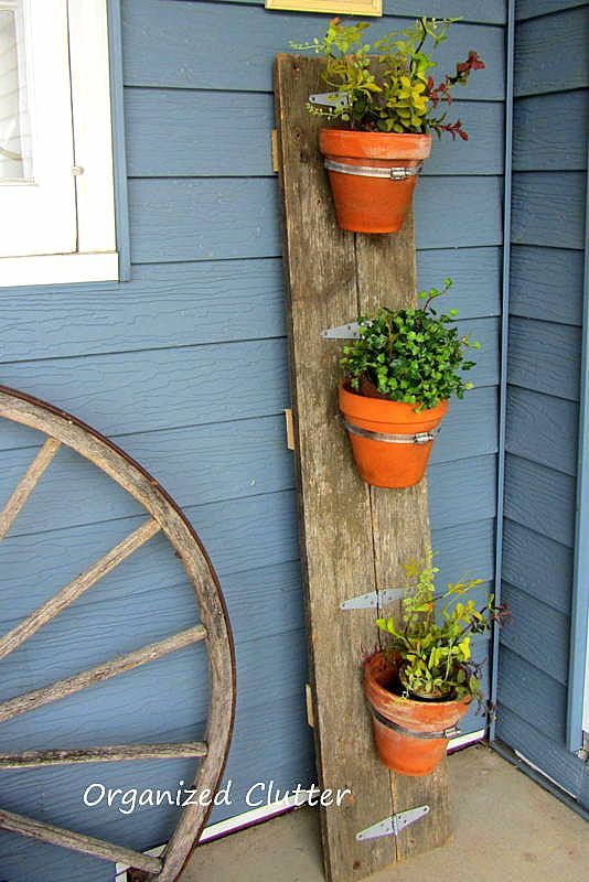 Farmhouse Vibes - Reclaimed Wood Potholder