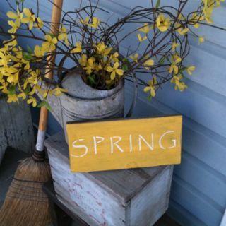 A Simple Arrangement - For Your Porch