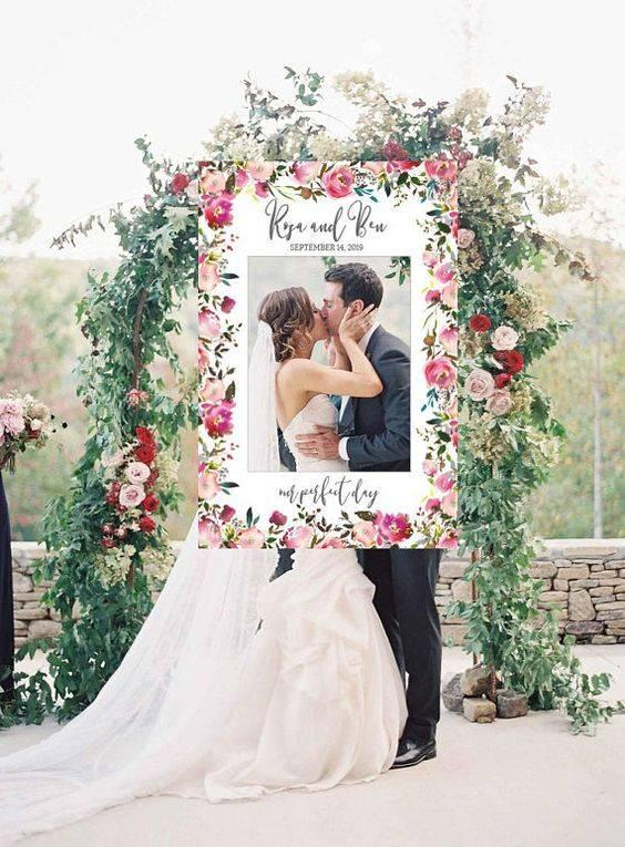 A Photo Booth Frame – For Any Pictures