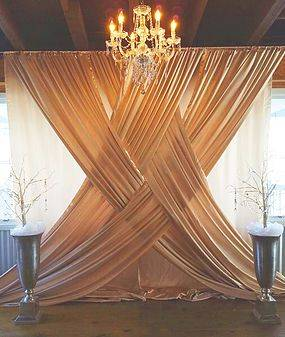 Brilliant Curtains - For a Beautiful Backdrop