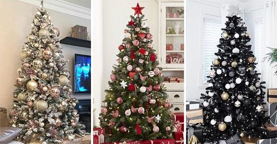 25 ELEGANT CHRISTMAS TREE DECORATING IDEAS – Best Christmas Tree Decorations