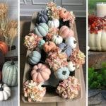 30 CREATIVE PUMPKIN DECORATING IDEAS – Halloween Pumpkin Decorations