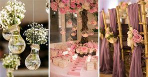 40 CHEAP WEDDING DECORATION IDEAS – DIY Wedding Decorations