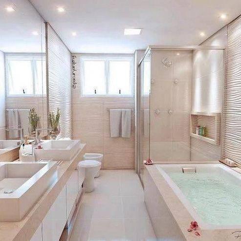 Bright and Brilliant - Modern Master Bathroom Designs